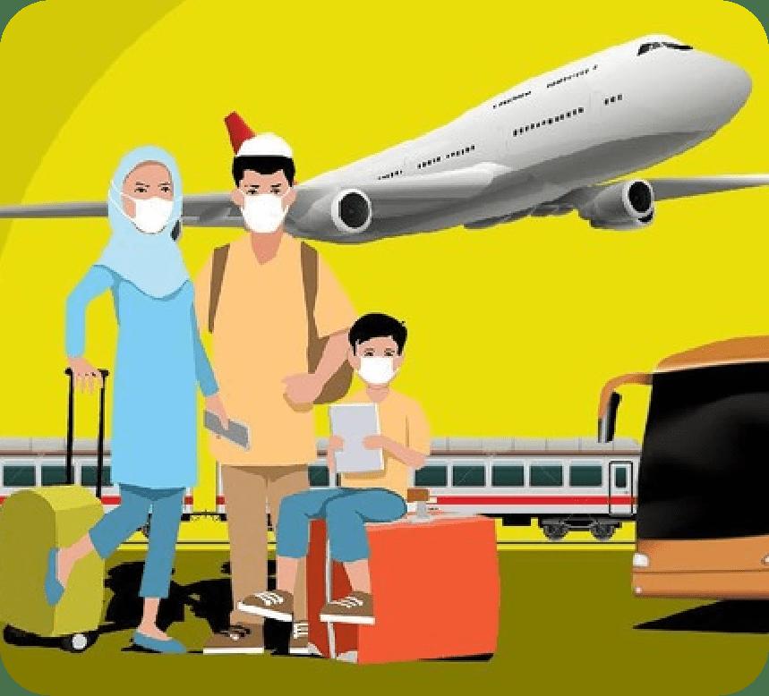 Saudi Sudah Buka Penerbangan Internasional
